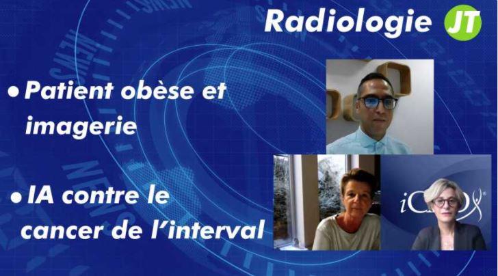 L'Innovation d'Imapôle Lyon-Villeurbanne dans le JT de la Radiologie